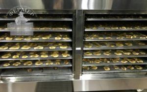 Сушильное промышленное оборудование для изготовления чипсов